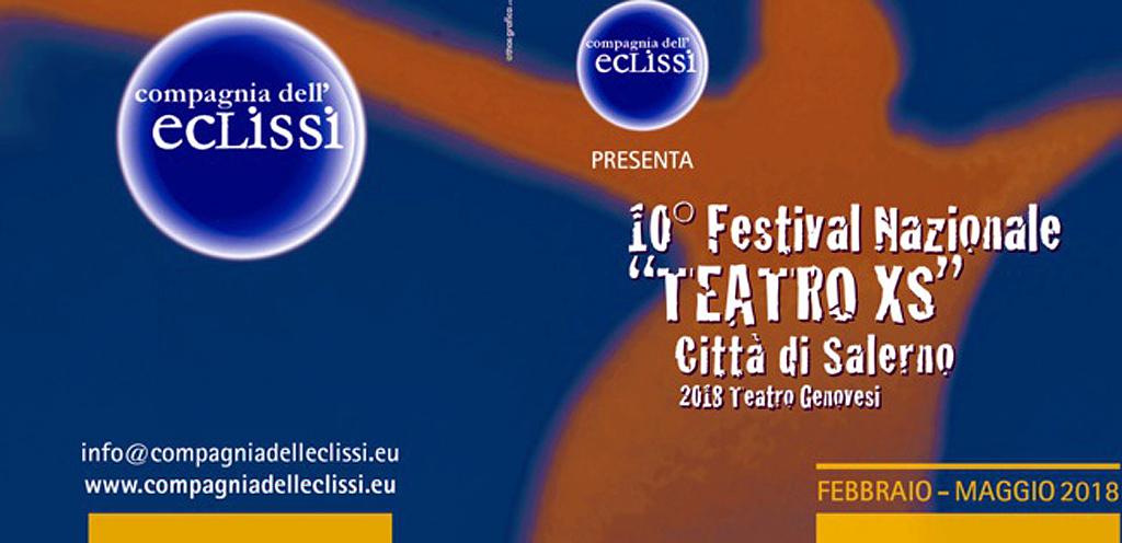 locandina festival teatro xs n10