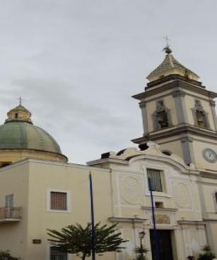 """Solennità di """"San Gennaro"""" al Santuario-Parrocchia """"Santa Maria delle Grazie e San Gennaro"""" in Trecase"""
