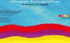 """Torre Annunziata. Mostra  fotografica di Roberta De Maddi al Liceo Artistico """"G. de Chirico"""""""